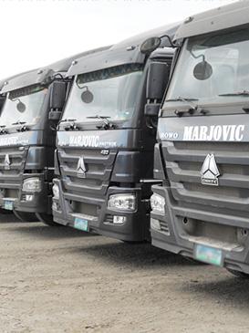 Marjovic Trucks
